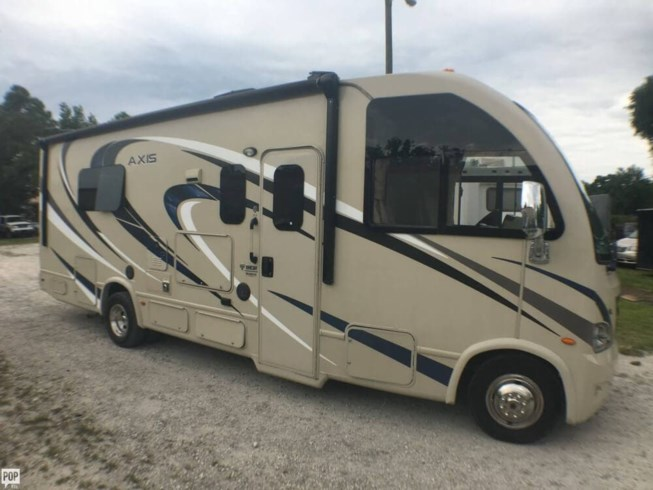 2017 Axis 25.5 by Thor Motor Coach from POP RVs in Orlando, Florida