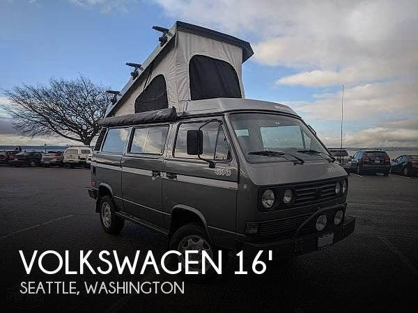 Used 1986 Volkswagen Vanagon Syncro available in Seattle, Washington