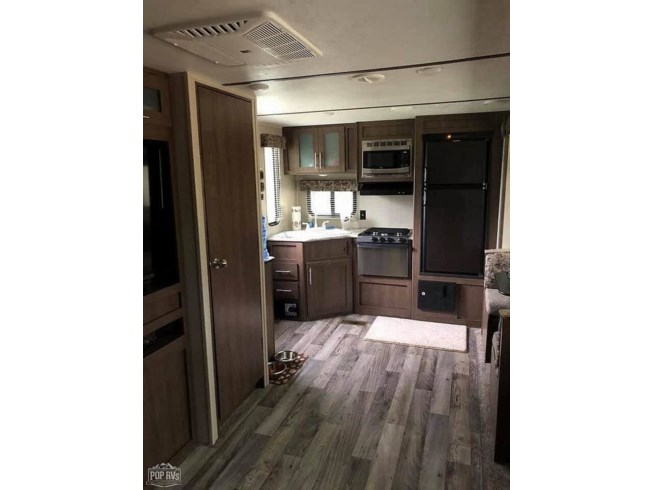 2019 Hideout 258 LHS by Keystone from POP RVs in Caneadea, New York