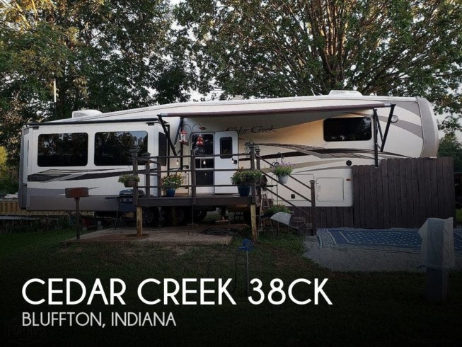 Used 2014 Forest River Cedar Creek 38CK available in Bluffton, Indiana
