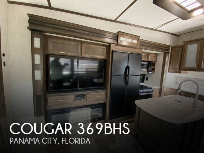 Used 2019 Keystone Cougar 369BHS available in Panama City, Florida