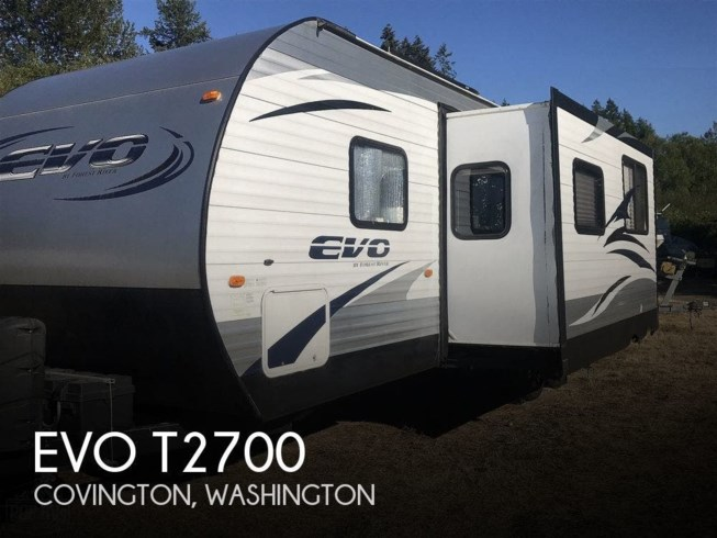 Used 2017 Forest River EVO T2700 available in Covington, Washington
