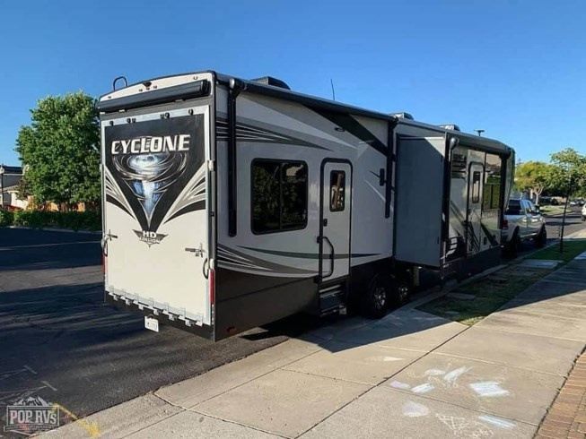 Used 2018 Heartland Cyclone 36 available in Discovery Bay, California