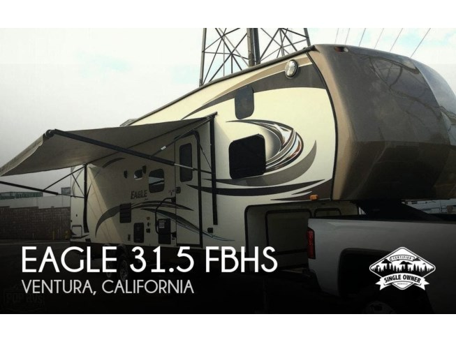 Used 2015 Jayco Eagle 31.5 FBHS available in Ventura, California