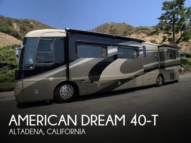 Used 2003 American Coach American Dream 40-T available in Altadena, California