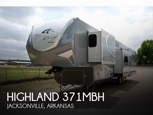 Used 2017 Miscellaneous Highland 371MBH available in Jacksonville, Arkansas