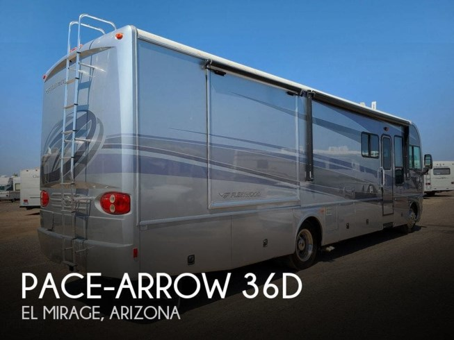 Used 2005 Fleetwood Pace-Arrow 36D available in El Mirage, Arizona