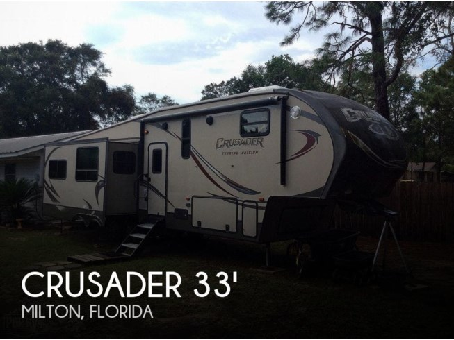 Used 2014 Prime Time Crusader 330MKS Touring Edition available in Milton, Florida