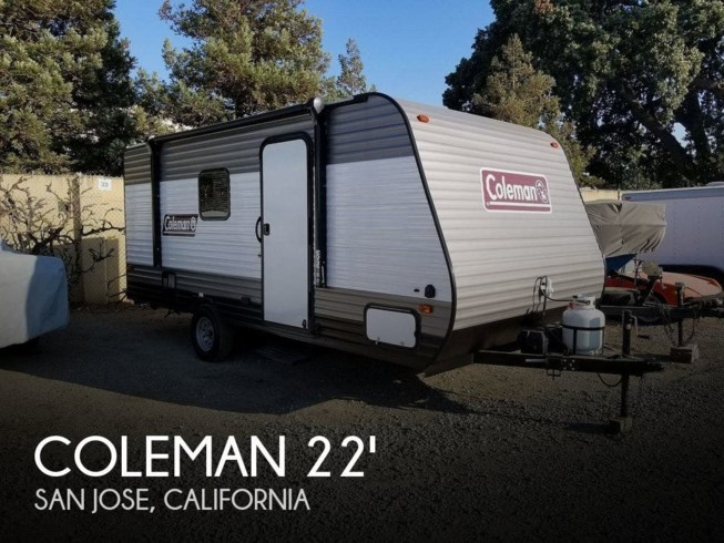 Used 2021 Dutchmen Coleman Lantern LT 17B available in San Jose, California