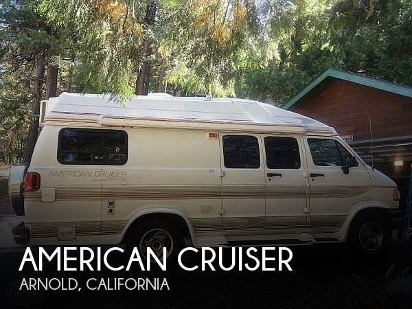 Used 1997 American Cruiser Camper Van XR 2NI available in Arnold, California