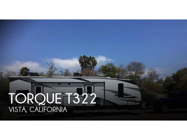 Used 2018 Heartland Torque T322 available in Vista, California
