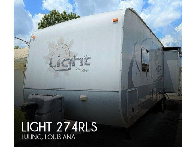 Used 2016 Open Range Light 274RLS available in Luling, Louisiana