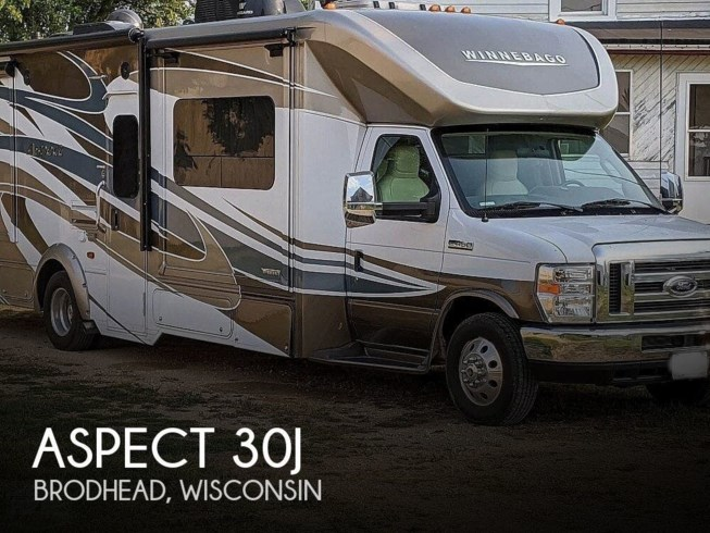 Used 2016 Winnebago Aspect 30J available in Brodhead, Wisconsin