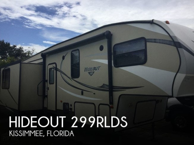 Used 2014 Keystone Hideout 299RLDS available in Kissimmee, Florida
