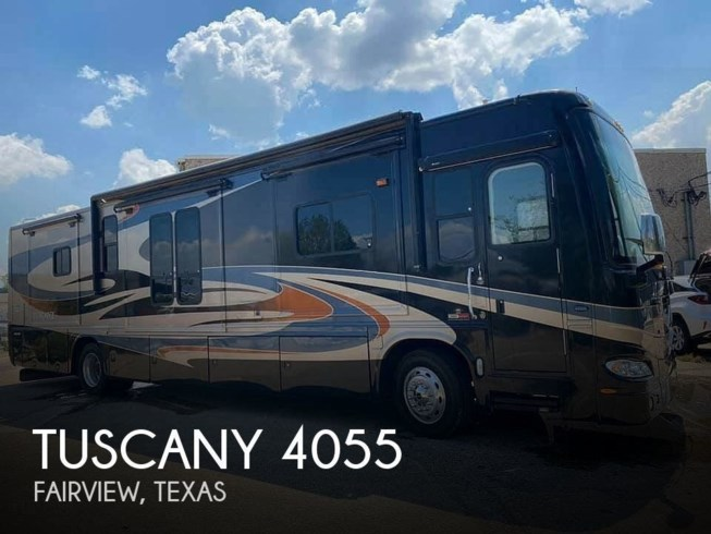 Used 2007 Damon Tuscany 4055 available in Garland, Texas