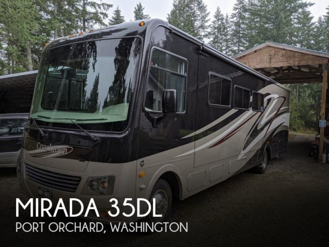 Used 2014 Coachmen Mirada 35DL available in Port Orchard, Washington