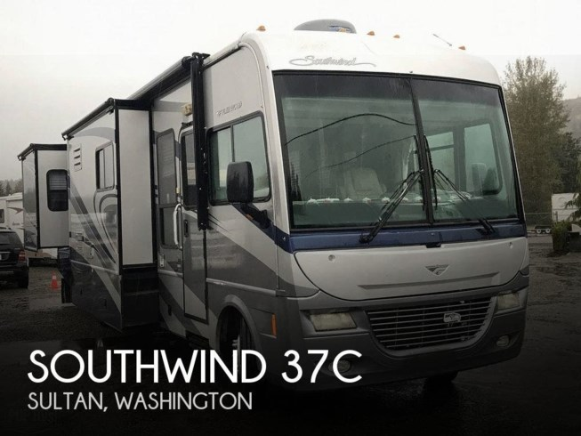 Used 2007 Fleetwood Southwind 37C available in Sultan, Washington