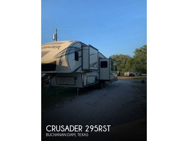 Used 2016 Prime Time Crusader 295RST available in Buchanan Dam, Texas