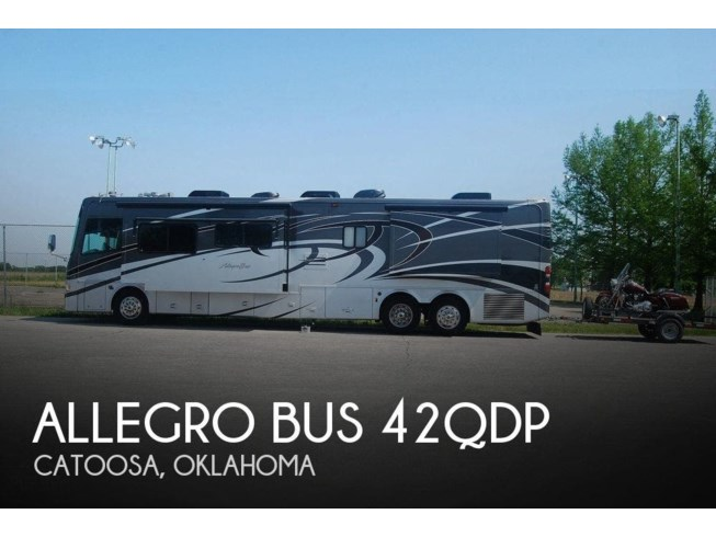 Used 2007 Tiffin Allegro Bus 42QDP available in Catoosa, Oklahoma