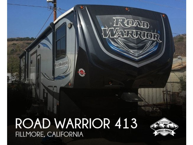 Used 2016 Heartland Road Warrior 413 available in Fillmore, California