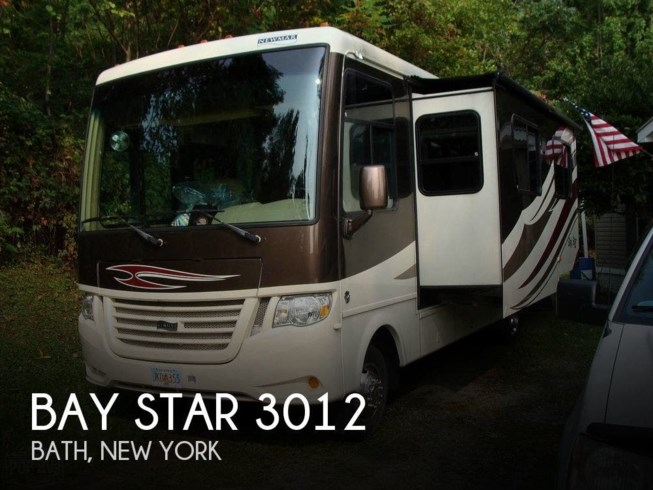 Used 2013 Newmar Bay Star 3012 available in Bath, New York