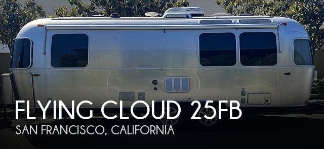 Used 2016 Airstream Flying Cloud 25FB available in San Francisco, California