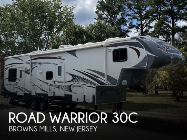 Used 2013 Heartland Road Warrior 30C available in Browns Mills, New Jersey