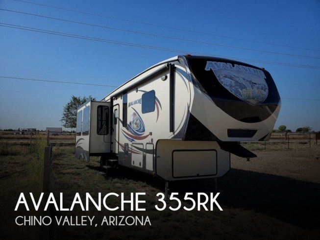 Used 2014 Keystone Avalanche 355RK available in Chino Valley, Arizona