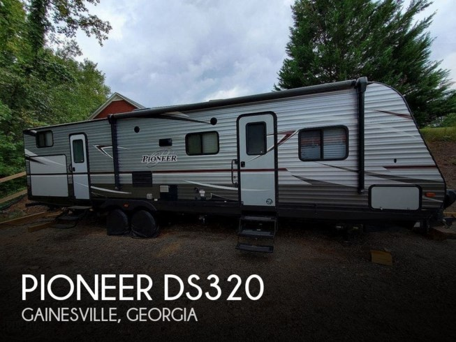Used 2018 Heartland Pioneer DS320 available in Gainesville, Georgia