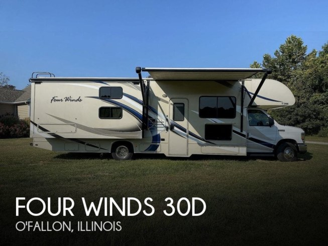 Used 2018 Thor Motor Coach Four Winds 30D available in O'fallon, Illinois