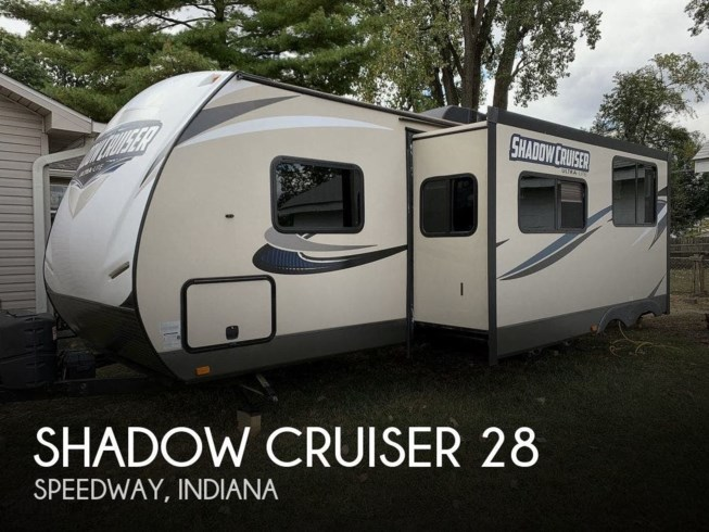 Used 2017 Shadow Cruiser Shadow Cruiser 28 available in Speedway, Indiana