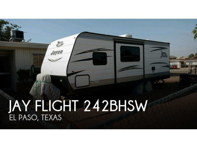 Used 2018 Jayco Jay Flight 242BHSW available in El Paso, Texas