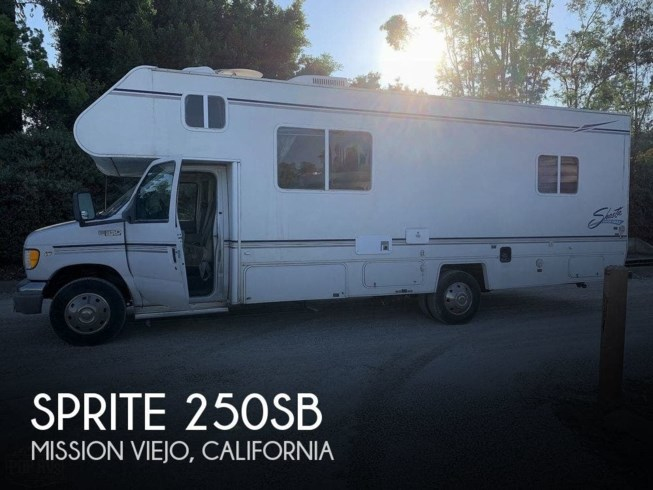 Used 2001 Shasta Sprite 250SB available in Mission Viejo, California