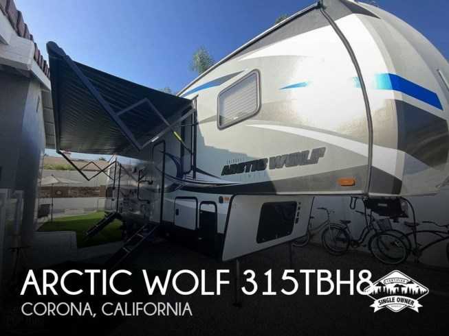 Used 2019 Cherokee Arctic Wolf 315TBH8 available in Corona, California