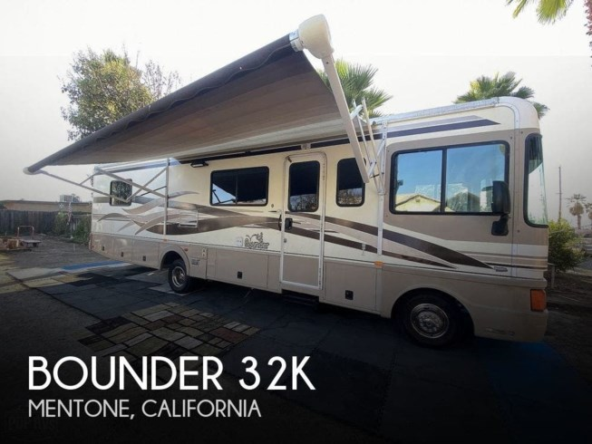 Used 1998 Fleetwood Bounder 32K available in Mentone, California