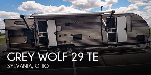Used 2017 Forest River Grey Wolf 29 TE available in Sylvania, Ohio