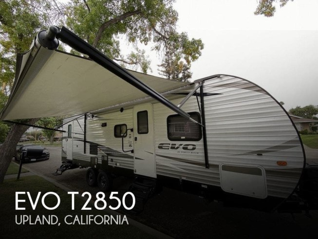 Used 2019 Forest River EVO T2850 available in Upland, California