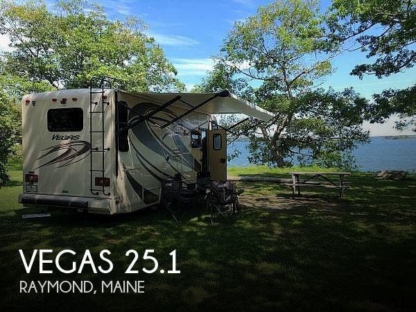 Used 2015 Thor Motor Coach Vegas 25.1 available in Raymond, Maine