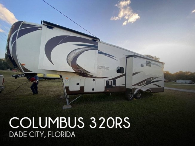 Used 2016 Palomino Columbus 320RS available in Dade City, Florida