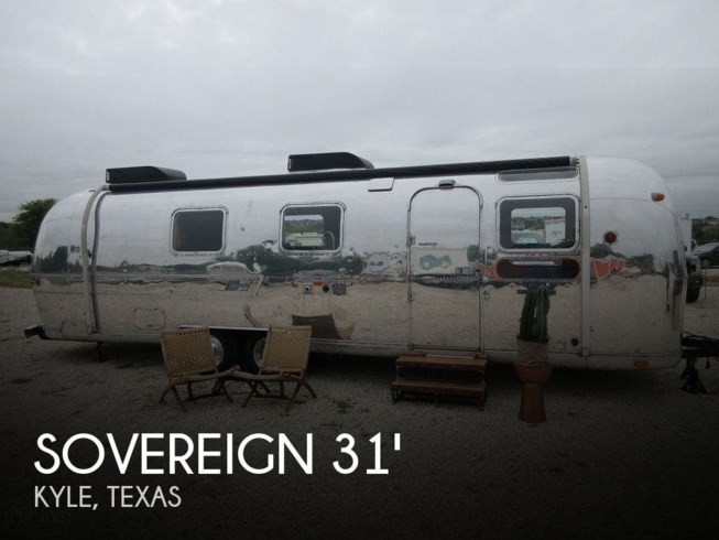 Used 1974 Airstream Sovereign Land Yacht available in Kyle, Texas
