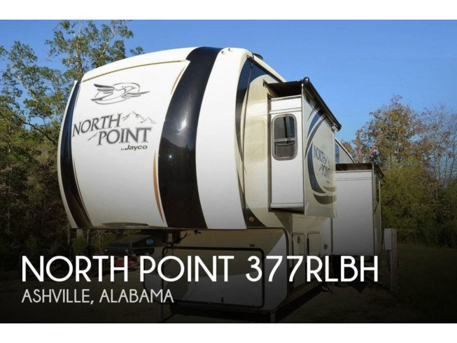 Used 2017 Jayco North Point 377RLBH available in Ashville, Alabama