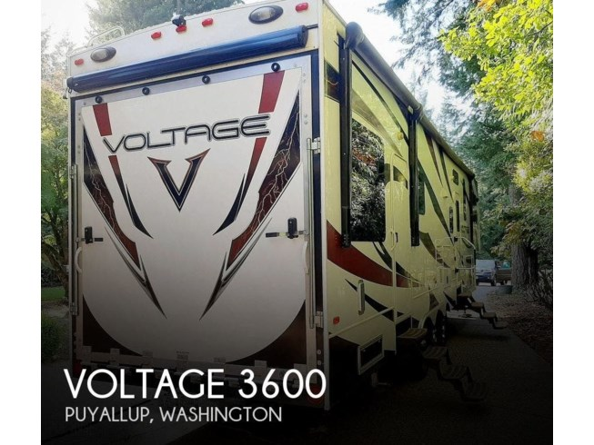 Used 2013 Dutchmen Voltage 3600 available in Puyallup, Washington