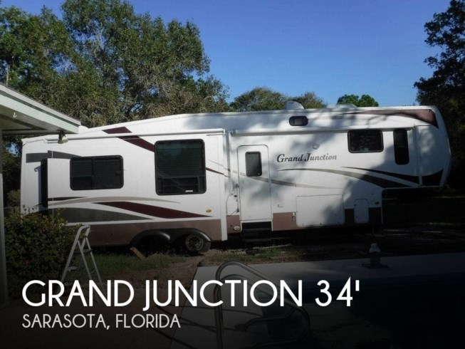 Used 2008 Dutchmen Grand Junction 34QRL available in Sarasota, Florida