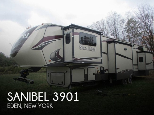 Used 2017 Prime Time Sanibel 3901 available in Eden, New York