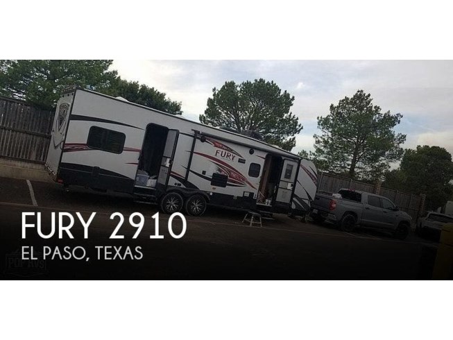 Used 2017 Prime Time Fury 2910 available in El Paso, Texas
