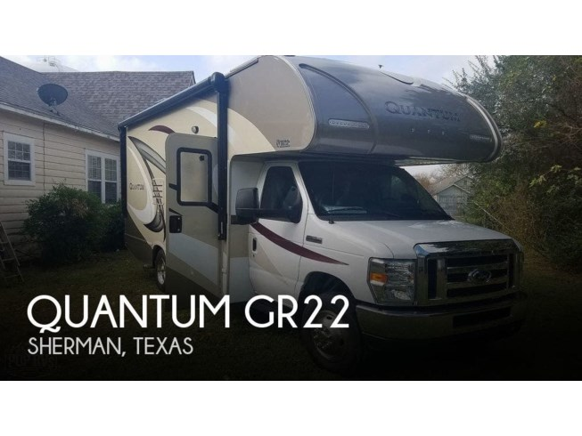 Used 2017 Thor Motor Coach Quantum GR22 available in Sherman, Texas