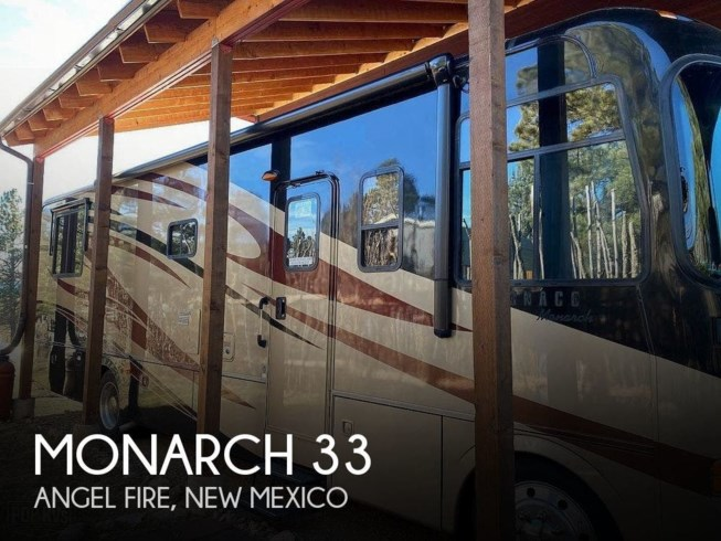 Used 2009 Monaco RV Monarch 33SFS available in Angel Fire, New Mexico