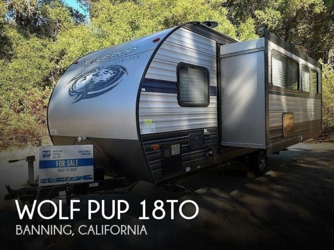 Used 2019 Forest River Wolf Pup 18TO available in Banning, California
