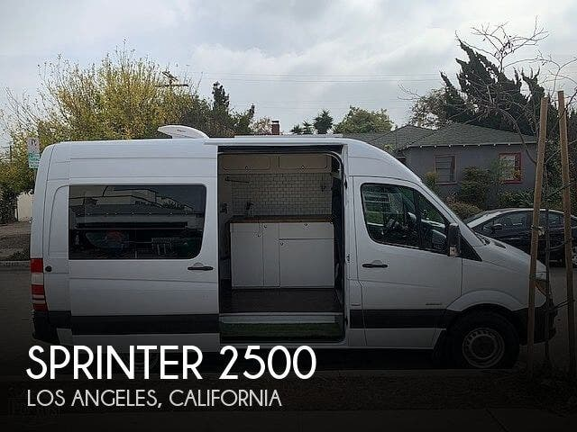 Used 2014 Miscellaneous Mercedes-Benz Sprinter 2500 available in Los Angeles, California