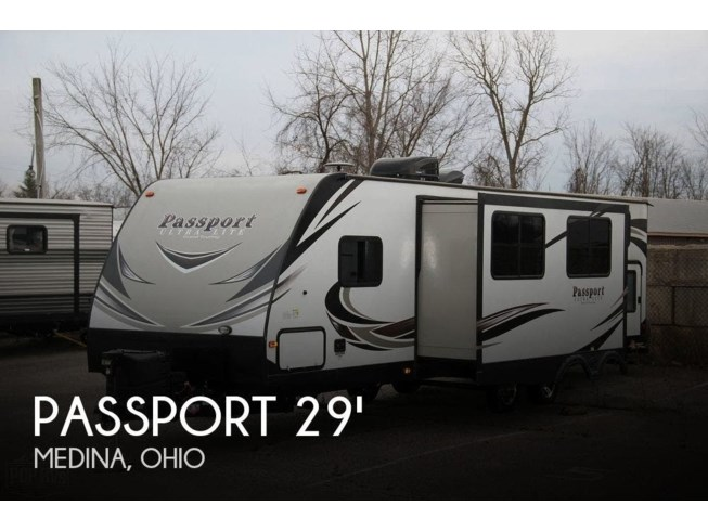 Used 2018 Keystone Passport 2920BH Grand Touring available in Medina, Ohio